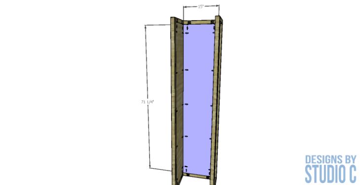 diy-furniture-plans-build-bathroom-linen-tower_back-panel