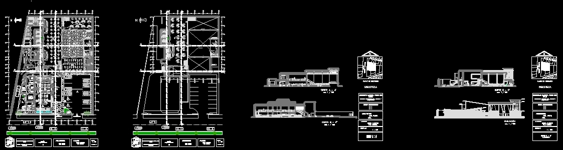 Nightclub Av Grau Dwg Block For Autocad Designscad