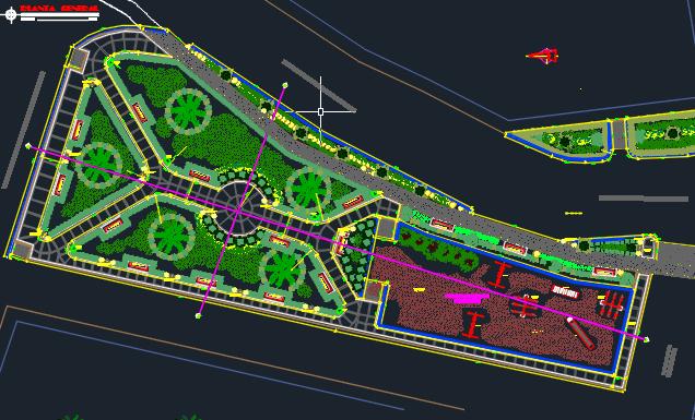 Playground 2d Dwg Design Block For Autocad Designs Cad