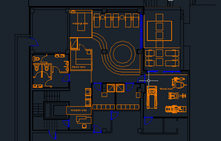 Design Room Floor Plan