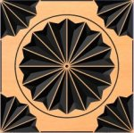 плитка1 DXF File