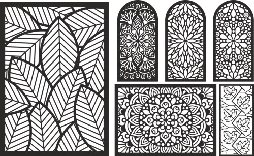 CorelDraw Vector file for laser cutting plywood Wecker DXF CDR svg ai eps vector project for CNC router and laser cut