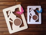 Laser Cut Sonogram Frame Pregnancy New Baby Frames For Baby First Photo Free Vector