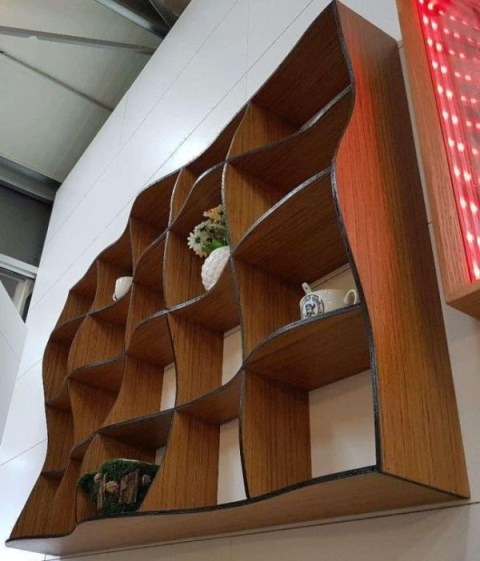 The layout, of Wooden, Shelf, free CNC file, wood, puzzle
