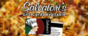 Salvatori's Facebook advertisement gift cards