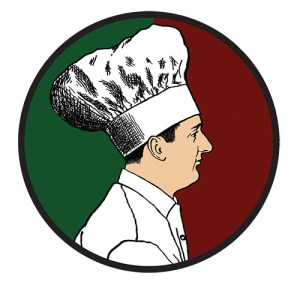 Salvatori's Chef Head logo