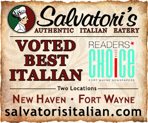 Salvatori's Website click advertisement