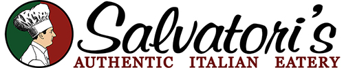 Small version of Salvatori's full logo