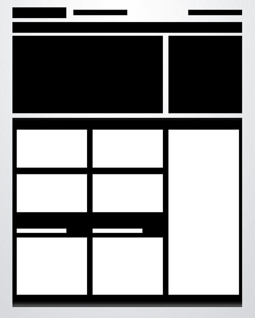 layoutideas 9 1 10 Ví Dụ về Thiết Kế Layout Rock Solid cho web