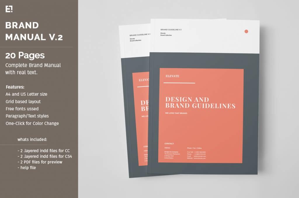 01 o 1 2 1024x681 - 70+ Modern Corporate Brochure Templates