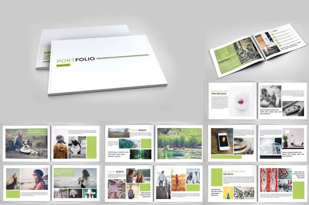 1 o 1 4 1024x681 - 70+ Modern Corporate Brochure Templates