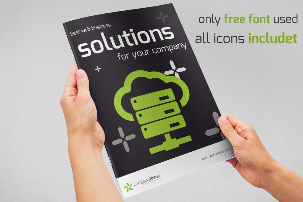 1 o 13 1024x683 - 70+ Modern Corporate Brochure Templates