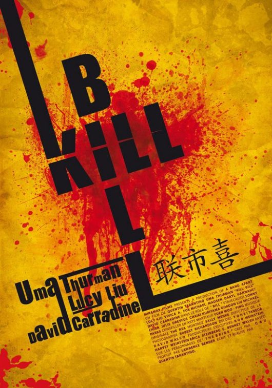 15.-Kill-Bill-Typographic-Poster-by-samextremo