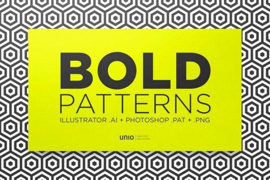 20 Seamless Bold Patterns