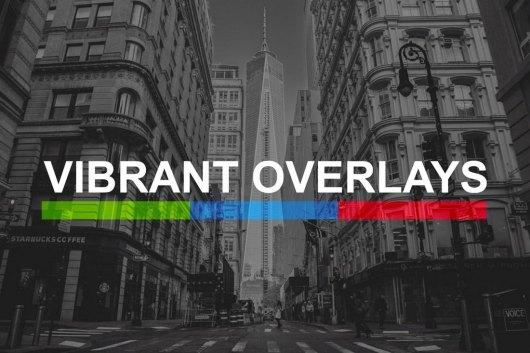 200 Vibrant Overlay Lightroom aPresets
