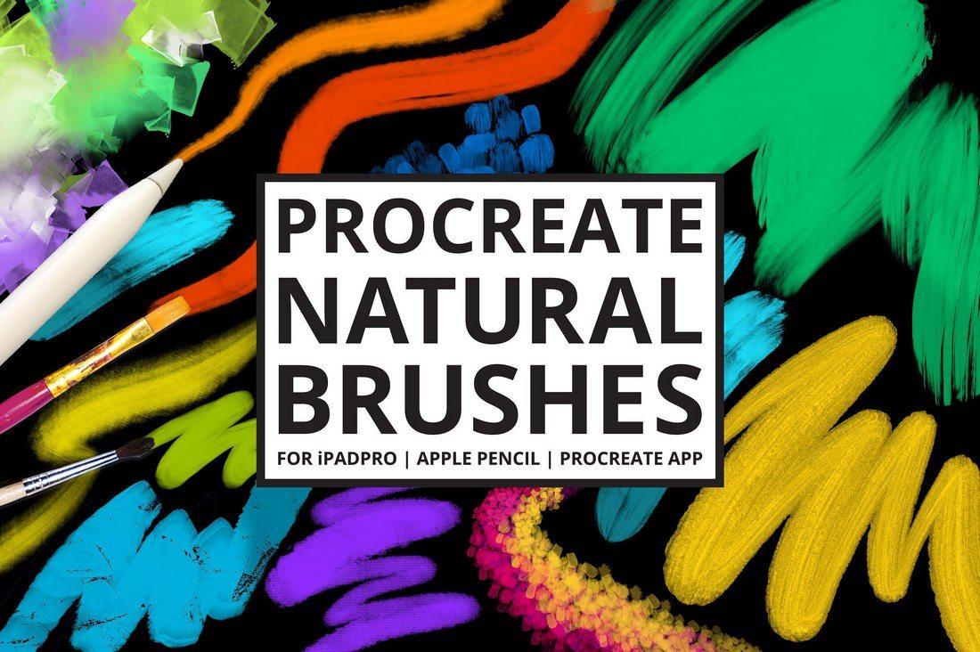 30+ Best Procreate Brushes 60