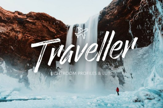 40 Traveller Lightroom Profiles and LUTs
