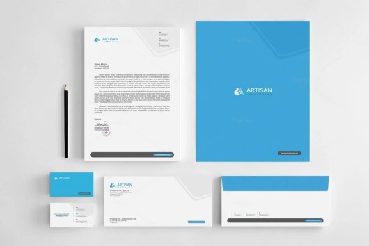 80+ Modern Stationery Templates – IRC Web Services