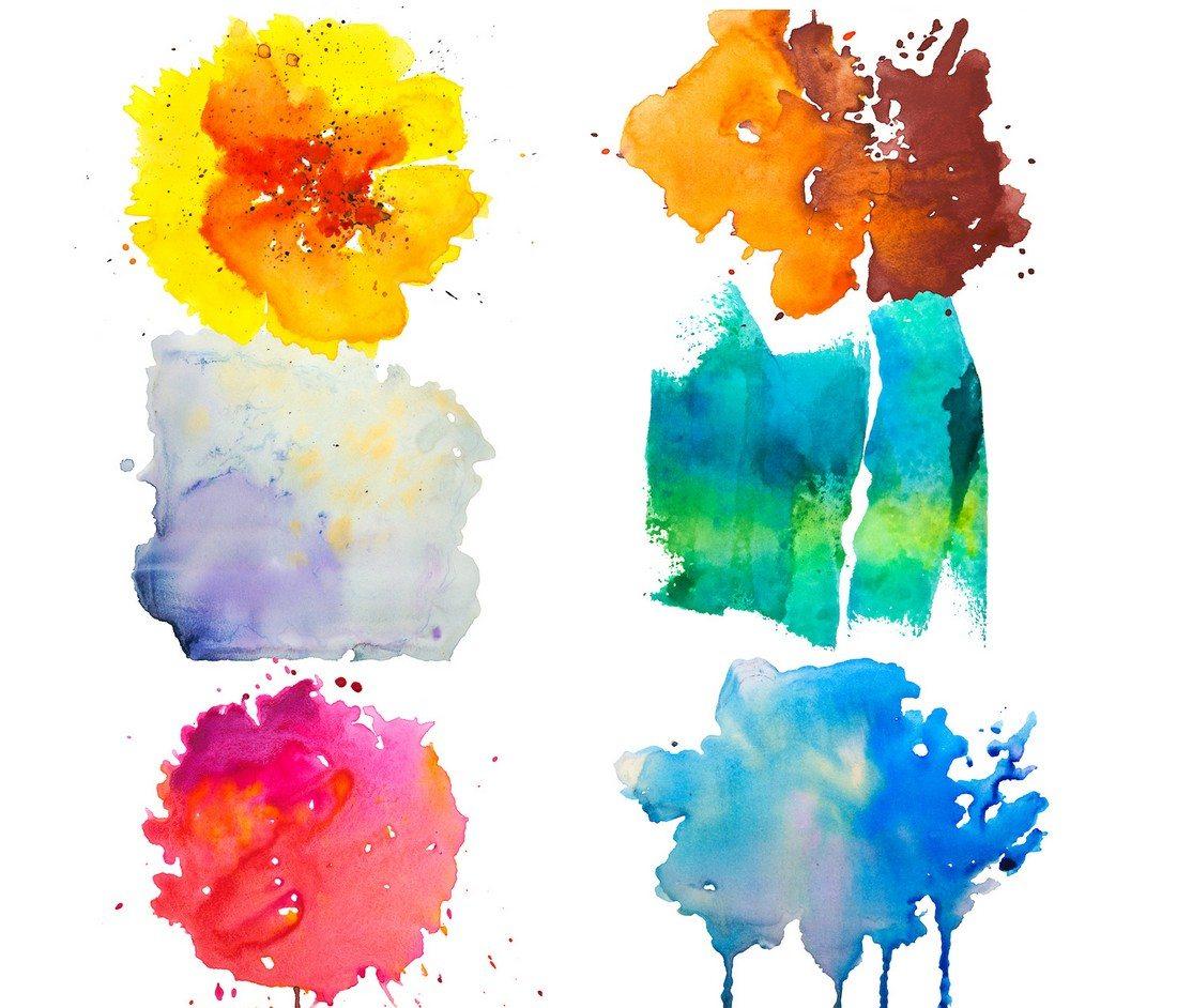 20+ Best Watercolor Background Textures 43