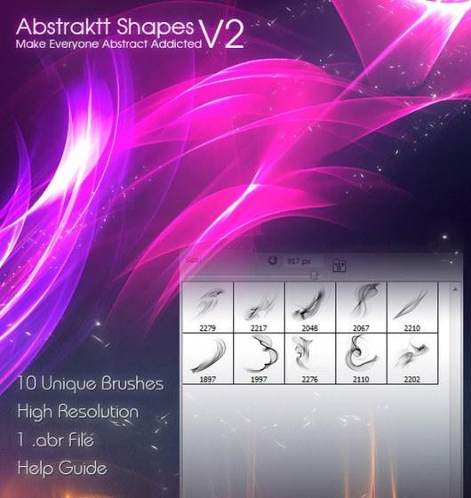 Abstraktt Shapes V2