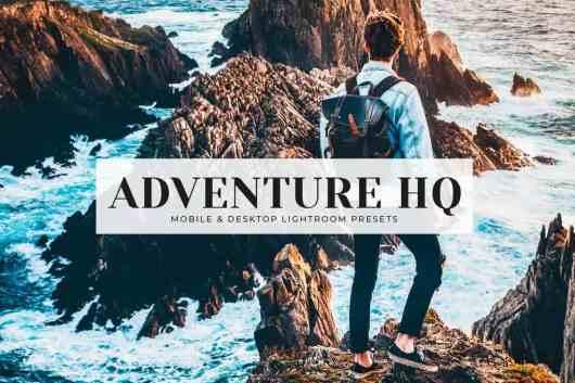Adventure HQ HDR Lightroom Presets
