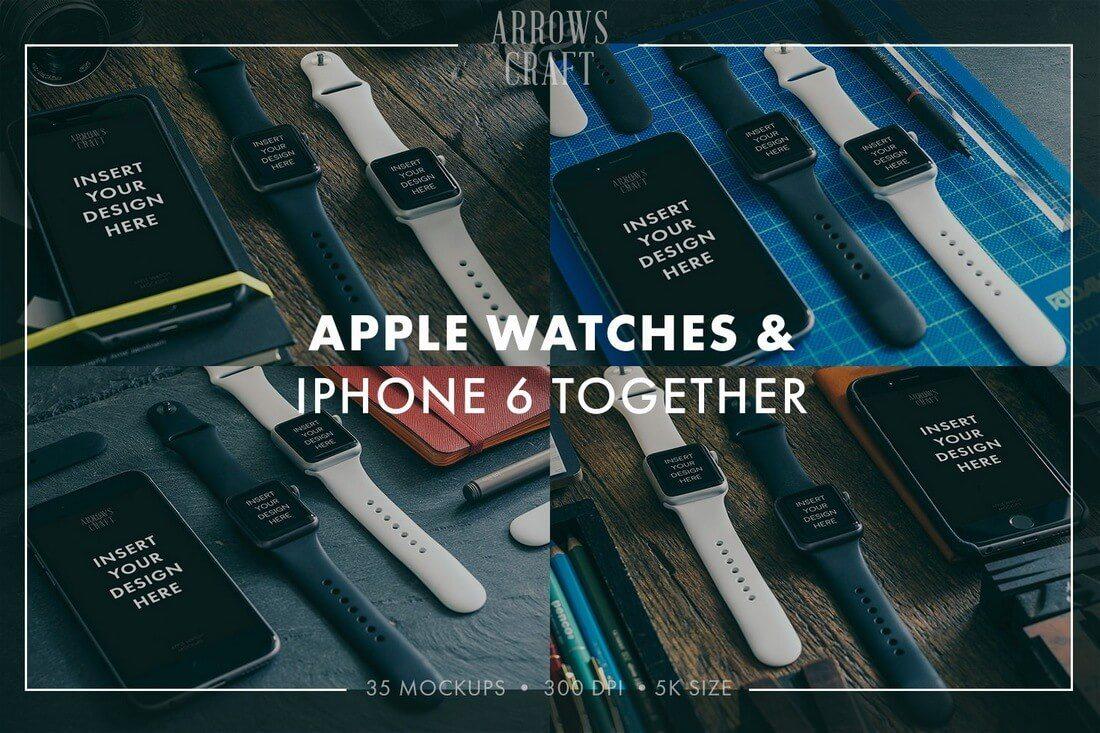arrows-craft-apple-watch-mockups