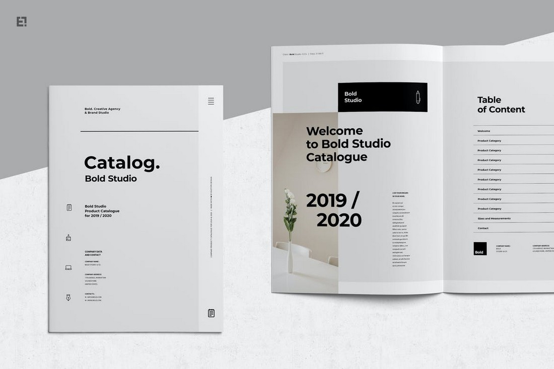 Are you looking for free product catalog templates? 35 Best Lookbook Catalog Templates Free Premium Design Shack
