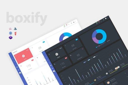 Boxify - Bootstrap 4 Admin Dashboard Template