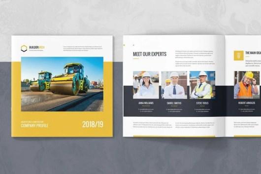 BuilderArch – Construction Company Template