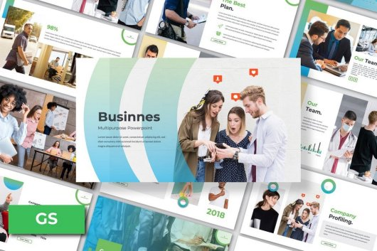 Business - Google Slides Template