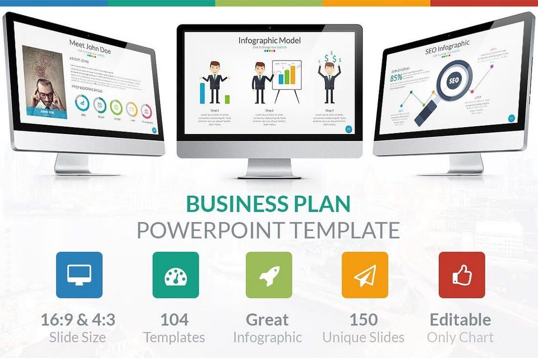 60+ Beautiful, Premium PowerPoint Presentation Templates 62