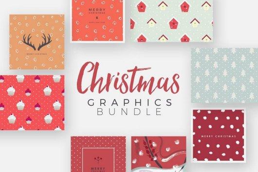 Christmas Cards & Graphics Bundle