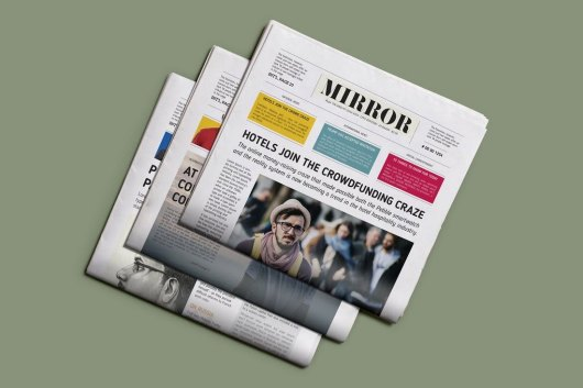 Church NewsPaper & Newsletter Template