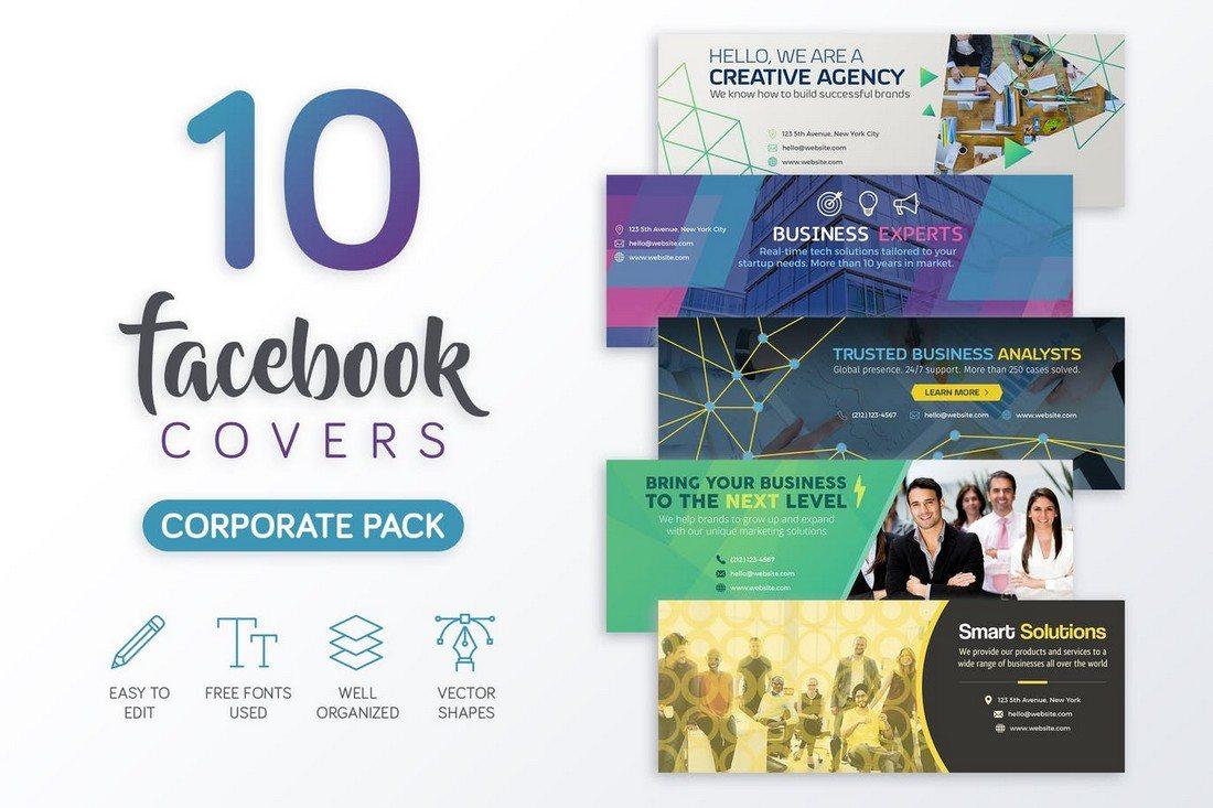 20 best facebook cover post mockups coastal media brand for Design ideas facebook