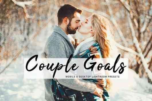 Couple Goals Mobile & Desktop Lightroom Presets