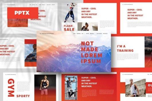 Creative Agancy - Keynote Template