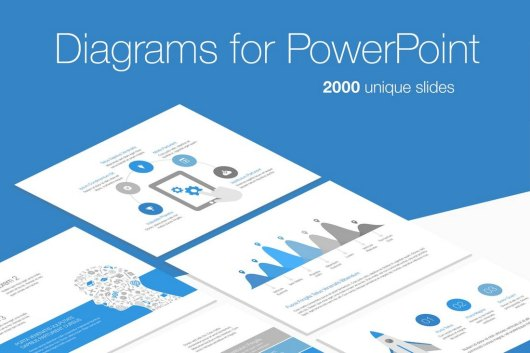 Diagrams - Science PowerPoint Template