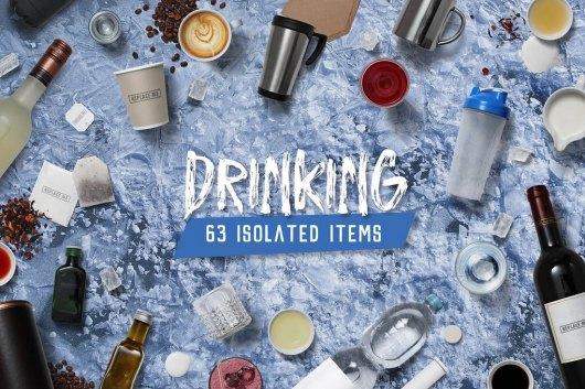 Drinks & Kitchen Scene Generator