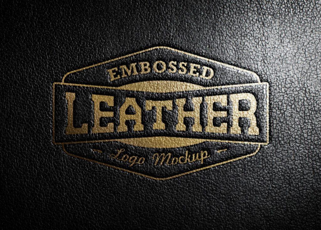 Embossed-Leather-Logo-MockUp-full