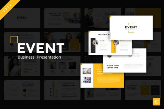 Event Business Powerpoint Template