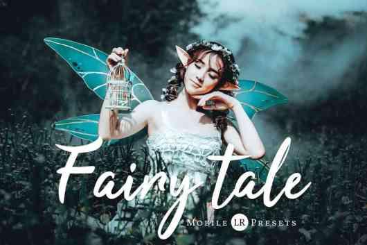 Fairytale Mobile & Desktop Lightroom Presets