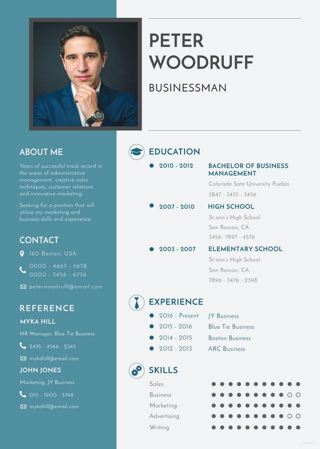 This is the ultimate option for anyone that's been looking for mac pages resume templates to download. 35 Best Pages Resume Cv Templates 2021 Design Shack