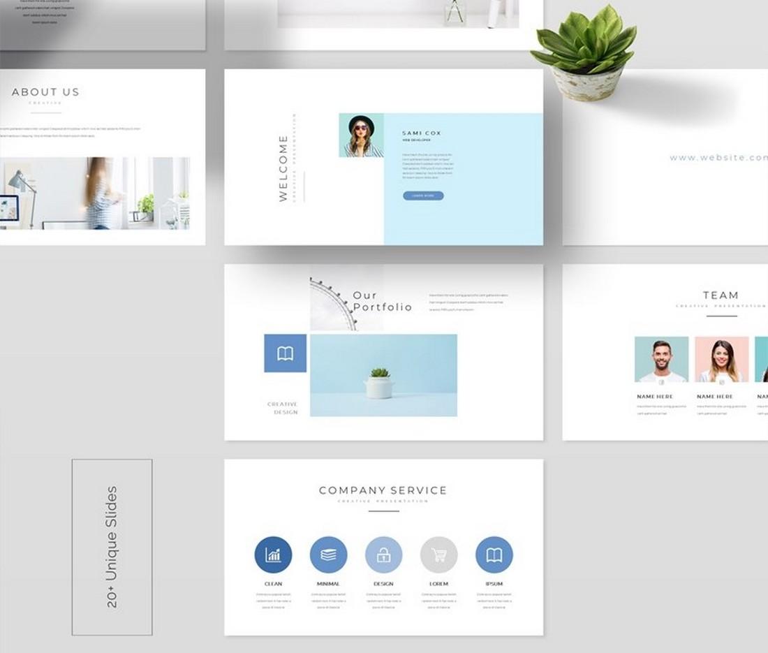 15/03/2018· this portfolio template is good for a ux design freelancer. 30 Best Powerpoint Portfolio Templates 2021 Design Shack