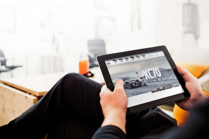 Free iPad Business Mockup