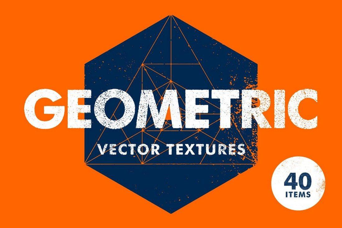 20+ Beautiful Geometric & Polygon Background Textures 54