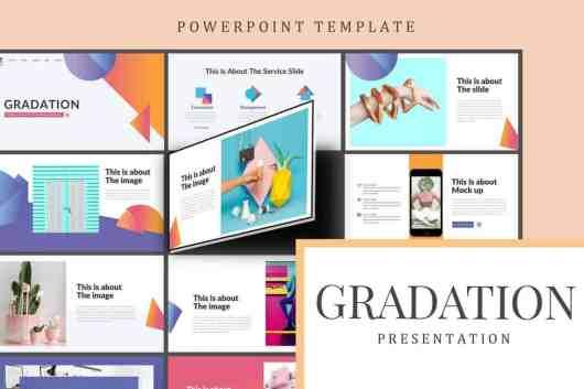 Gradation - Creative Powerpoint Template