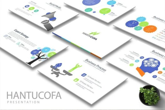HANTUCOFA Powerpoint Template