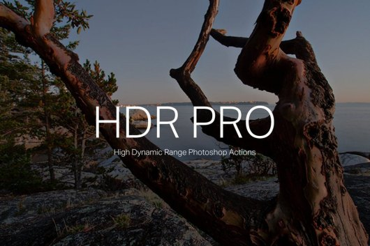 HDR Pro - Photoshop Instagram Filters