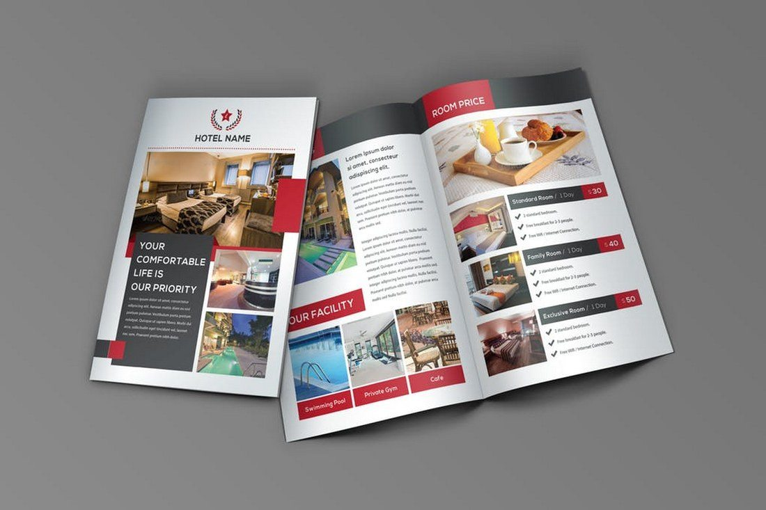 70+ Modern Corporate Brochure Templates 30