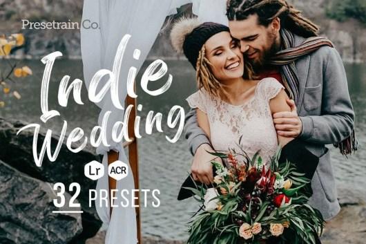 Indie Wedding - Lightroom Preset